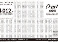 新聞広告(30段)