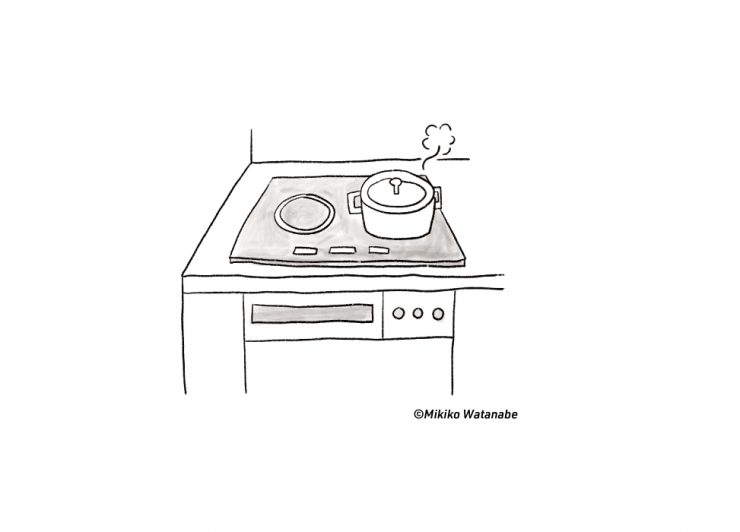 住宅専門誌/カットイラスト01